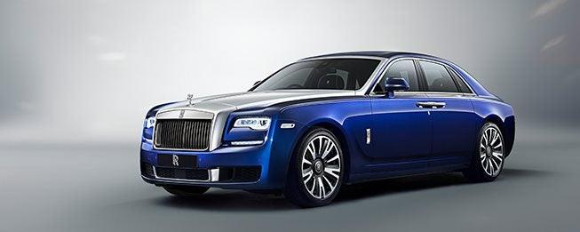 2019 Rolls Royce Ghost